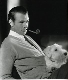 Gary Cooper and a Sealy